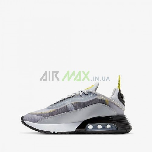 Air Max 2090 Grey Yellow BV9977-002