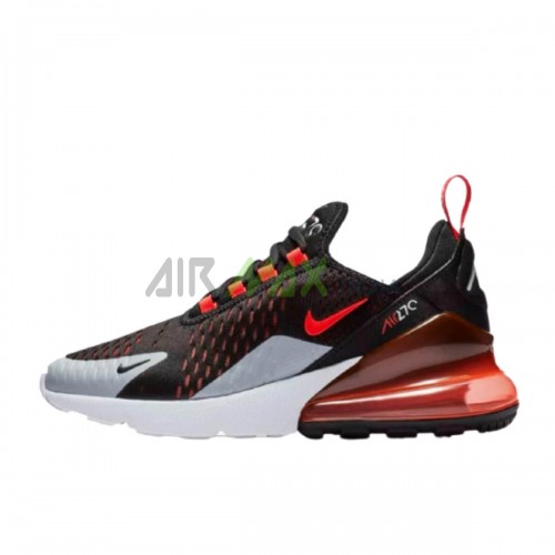 Air Max 270 Black Bright Crimson AH8050-015