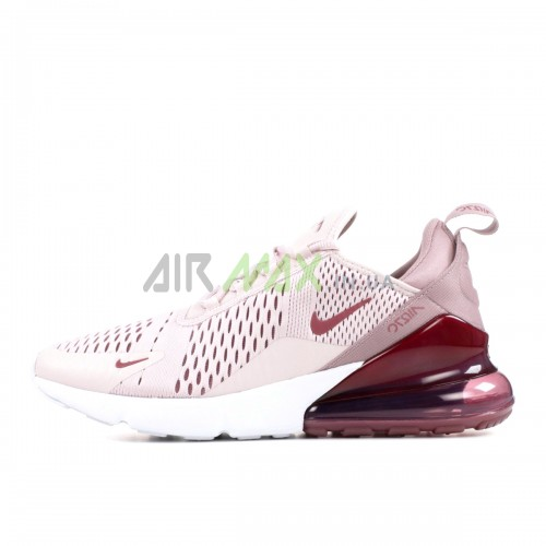 AH6789-601 Air Max 270 Barely Rose