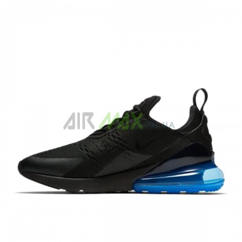Air Max 270 Black Photo Blue AH8050-009