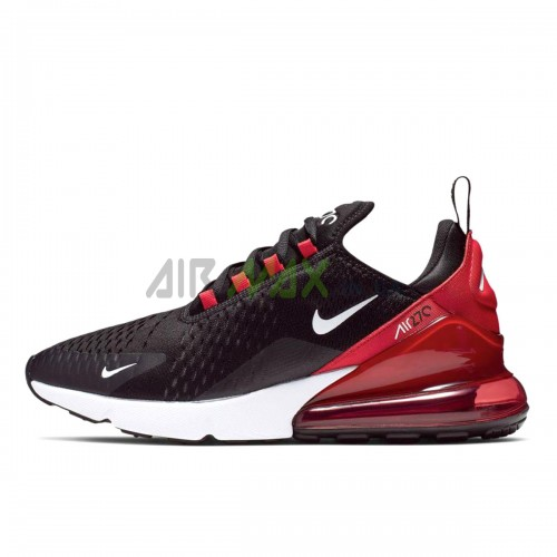 Air Max 270 Black Bright Crimson AH8050-022