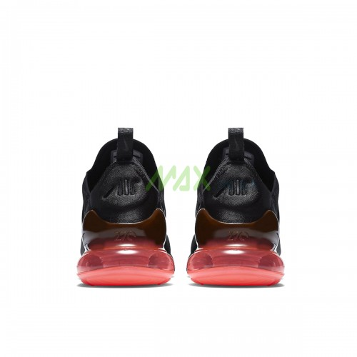 Air Max 270 Black Hot Punch AH8050-010