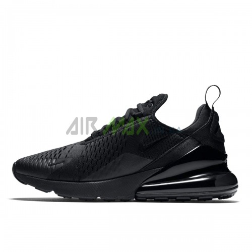 AH8050-005 Air Max 270 Triple Black