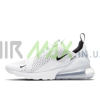 Air Max 270 White Black AH8050-100