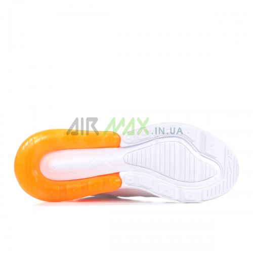 Air Max 270 White Pack Orange AH8050-102