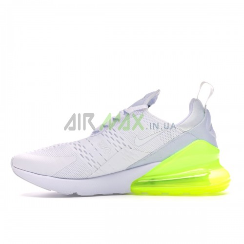 Air Max 270 White Pack Volt AH8050-104