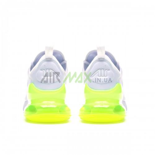 Air Max 270 White Pack Volt AH8050-104