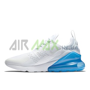 Air Max 270 White Photo Blue AH8050-105