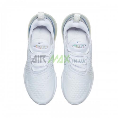 Air Max 270 White Silver CD8497-100