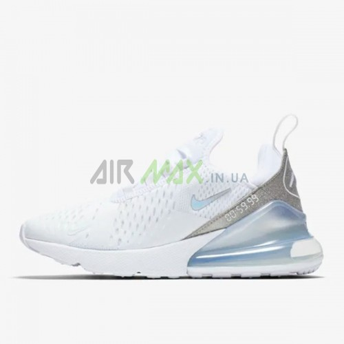 Air Max 270 White Silver CD8497-100