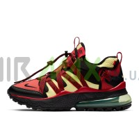 Air Max 270 Bowfin University Red Light Citron AJ7200-003
