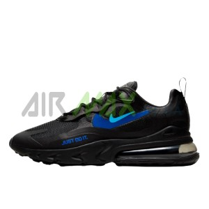 Air Max 270 React Just Do It Black CT2203-001