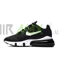 Air Max 270 React Black White AO4971-004