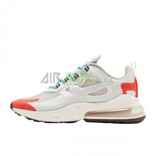 Air Max 270 React Light Beige Chalk AO4971-200