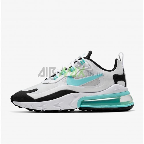 Air Max 270 React Photon Dust Aurora Green Black CJ0619-001