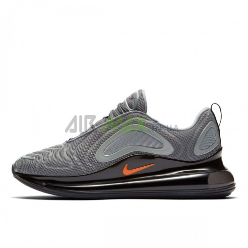 Air Max 720 Cool Grey Bright Crimson Black CK0897-001