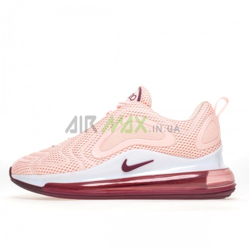 Air Max 720 Orange White