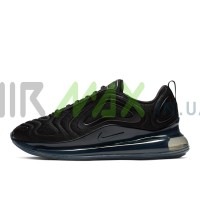 AO2924-007 Air Max 720 Triple Black