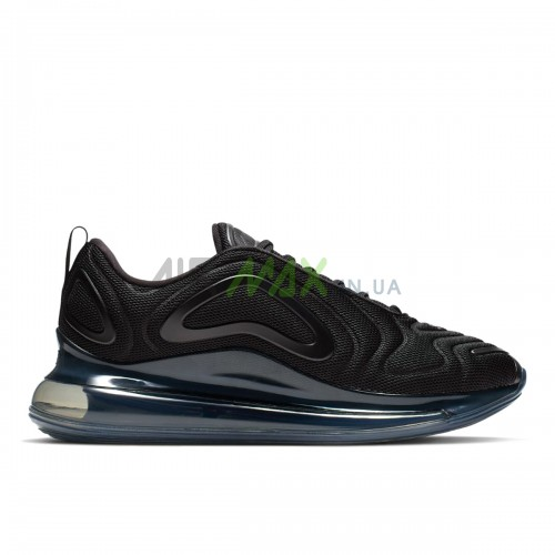 Air Max 720 Triple Black AO2924-007