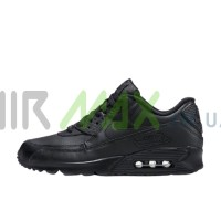 Air Max 90 Leather Black 302519-001