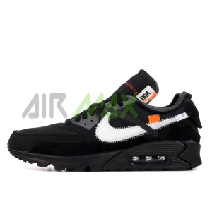 Air Max 90 x Off White Black