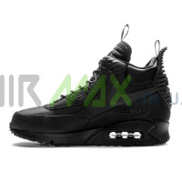 Air Max 90 Sneakerboot Black 684714-002