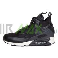 Air Max 90 Sneakerboot Black White 684714-001