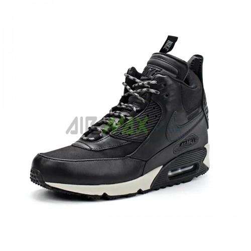 Air Max 90 Sneakerboot Black White 684714-001