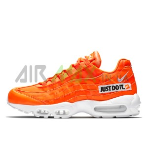 Air Max 95 Just Do It Pack Orange AV6246-800