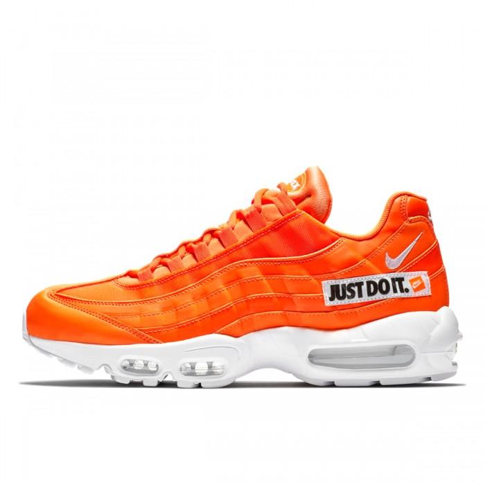 air max 95 orange just do it