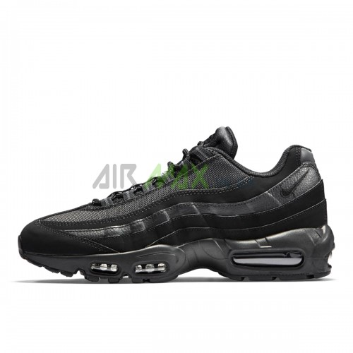 Air Max 95 Triple Black 609048-092