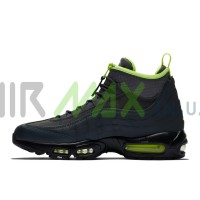 Air Max 95 Sneakerboot Anthracite Volt 806809-003