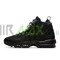 Air Max 95 Sneakerboot Black 806809-002