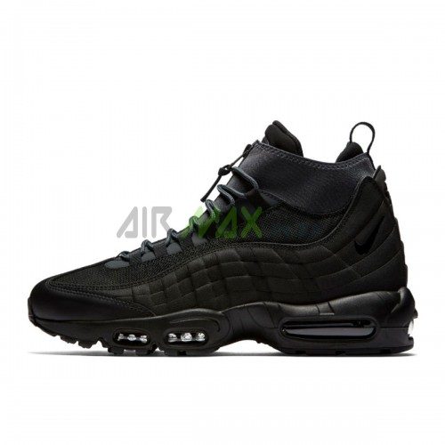 806809-002 Air Max 95 Sneakerboot Black