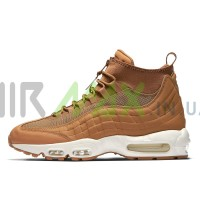 Air Max 95 Sneakerboot Wheat 806809-201