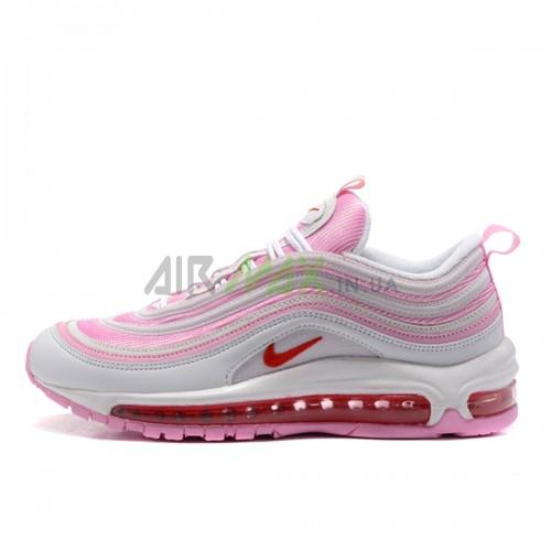 Air Max 97 GS Pink White 313054-161
