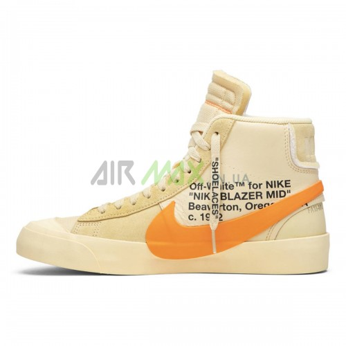 Blazer Mid Off-White All Hallow's Eve AA3832-700