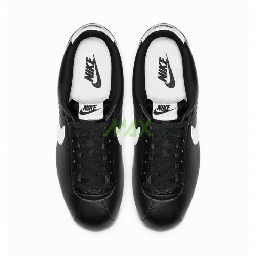 Classic Cortez Basic Black White 819719-012