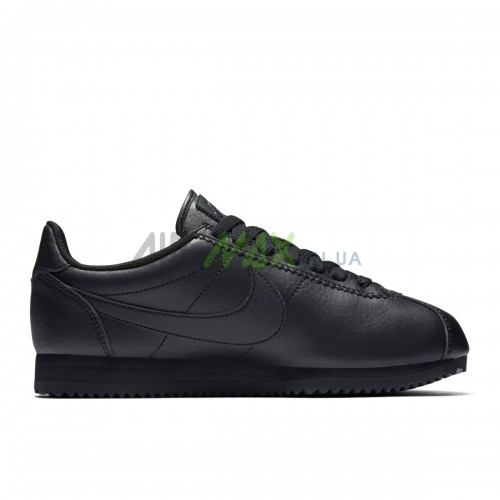 Classic Cortez Leather Triple Black 749571-002