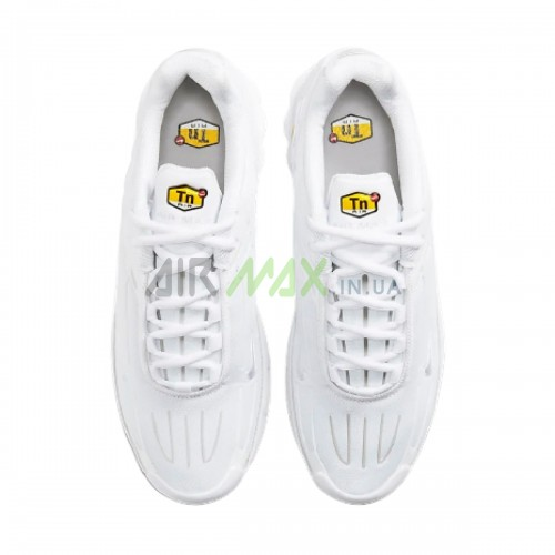 Air Max Plus 3 White CW1417-100