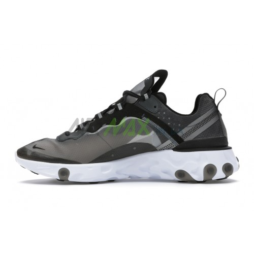 React Element 87 Anthracite Black AQ1090-001
