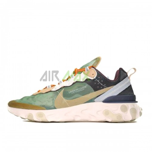 React Element 87 Undercover Green Mist BQ2718-300