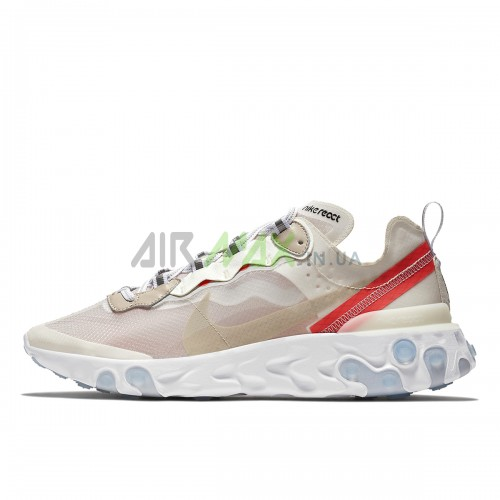 React Element 87 Sail Light Bone AQ1090-100