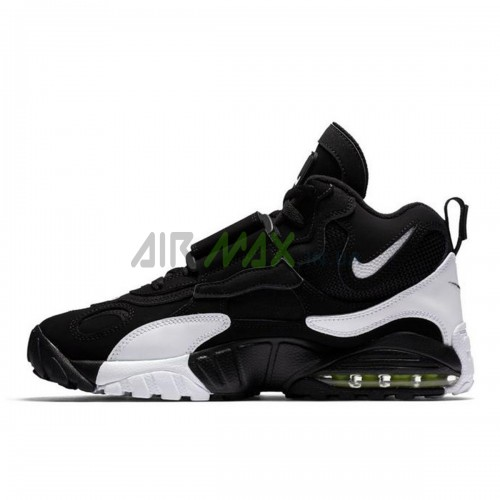Air Max Speed Turf Black White Voltage Yellow 525225-011