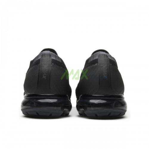 Air VaporMax Flyknit Triple Black 849558-007