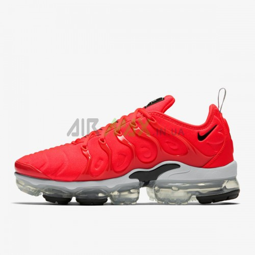 Air Vapormax Plus Bright Crimson 924453-602