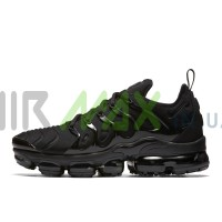 924453-004 Air Vapormax Plus Triple Black