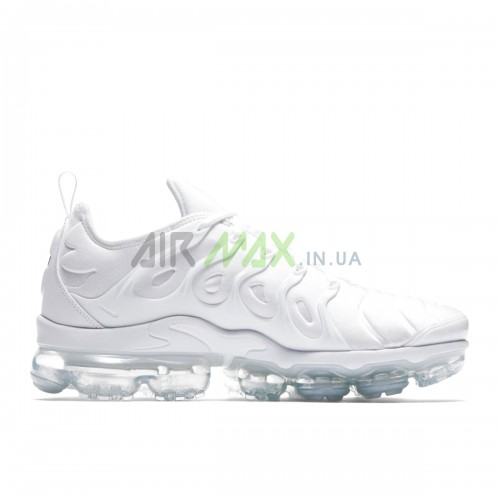 924453-100 Air Vapormax Plus White