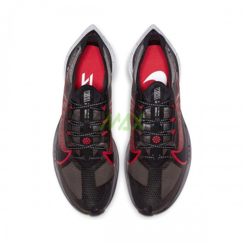 Zoom Gravity Black University Red BQ3202-005