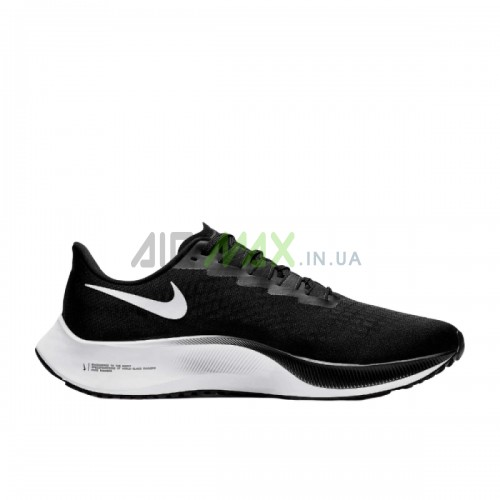 Air Zoom Pegasus 37 Black White BQ9646-002